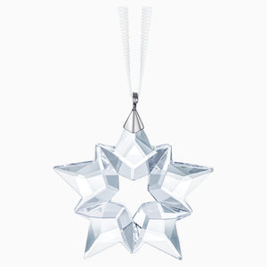 Swarovski Little Star Ornament White