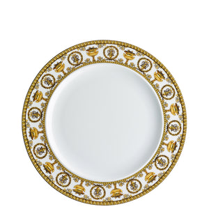 Versace Baroque Bianco Plate