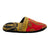 Versace Bath Slippers Red-Gold-Black