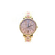 Mk4344 Sofie Yellow-Gold Tone Stainless Steel Watch