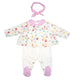 Roberto Cavalli Ivory Cotton Baby Grow Set