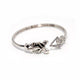 Just Cavalli Bangle Animal Style With Stone