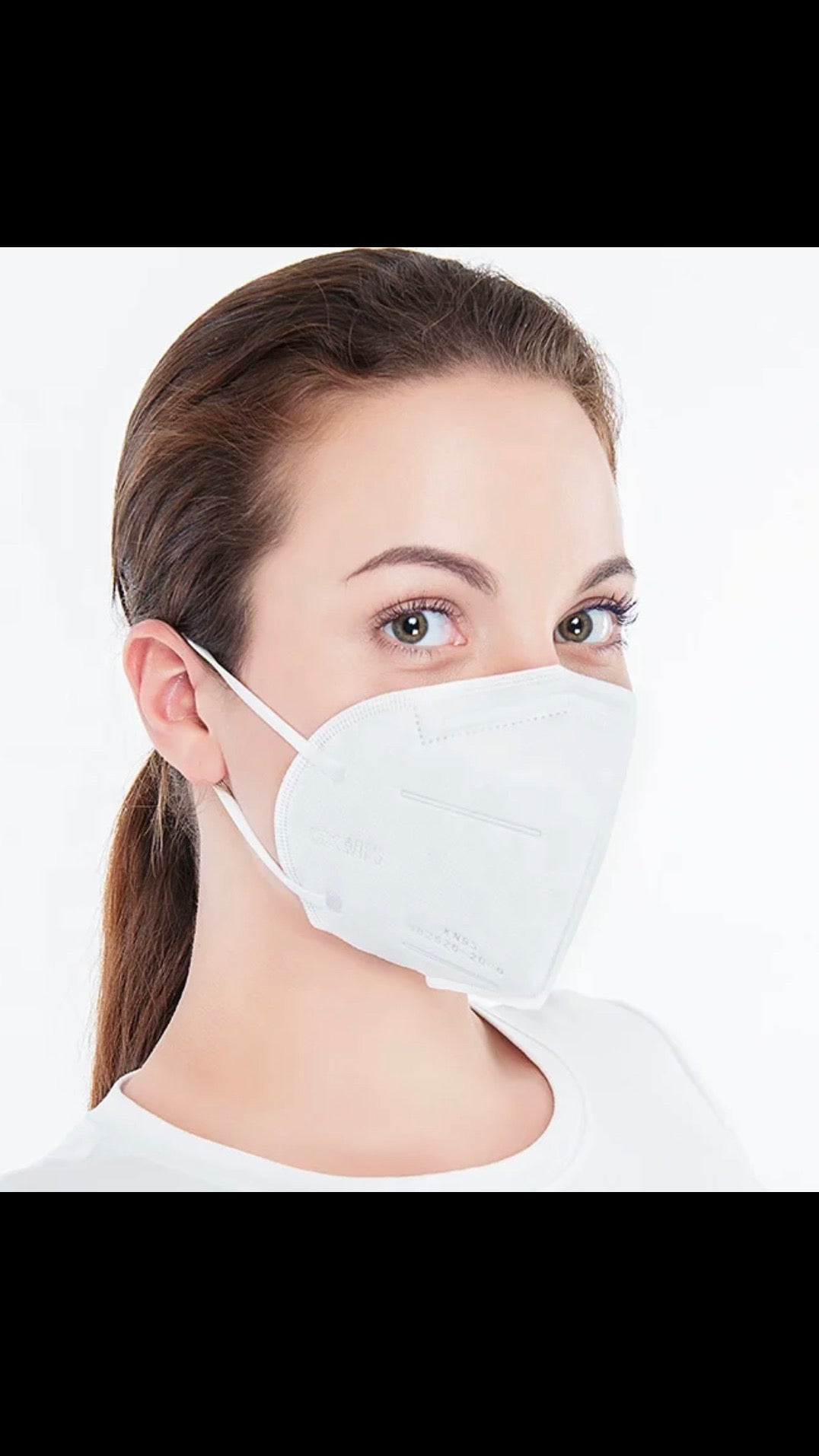 N95 Face Mask (Civilian Use Only)