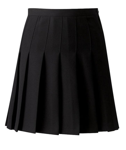 Girls Pleated School Skirt