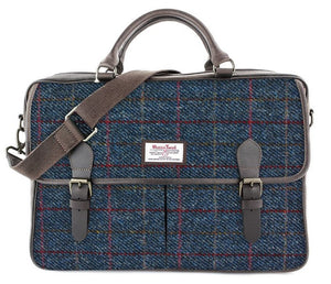 Harris Tweed Allasdale Breifcase