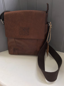 Leather Cross Body Bag