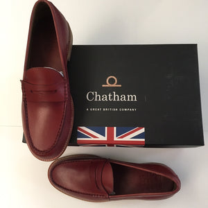 Chatham Damon Slip On Shoe