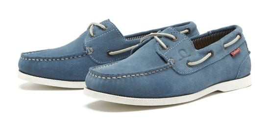 Chatham Galley II Jeans Boat Shoe