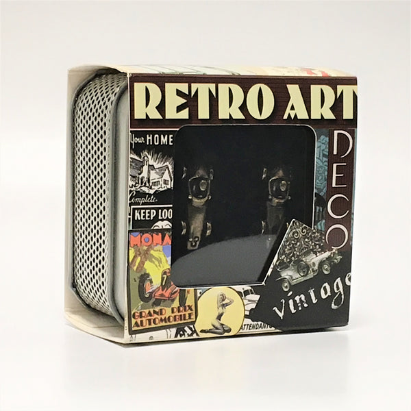 Retro Art Cufflinks