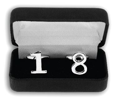 18 Styled Special Occasion Cufflinks