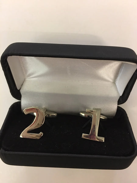 21 Styled Special Occasion Cufflinks