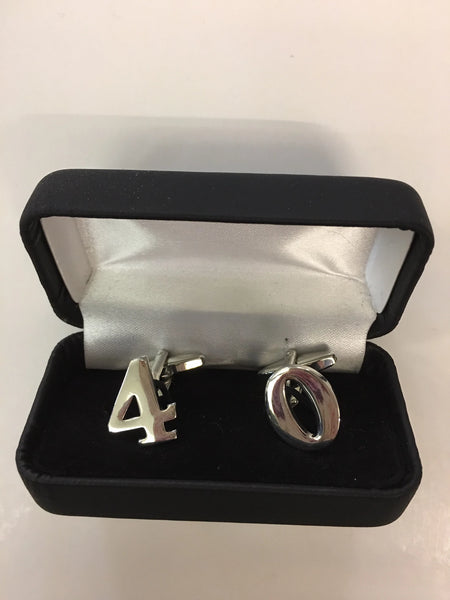 40 Styled Special Occasion Cufflinks