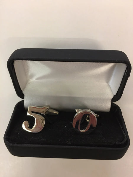 50 Styled Special Occasion Cufflinks