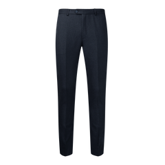 David Luke Ultra Slim Black School Trousers