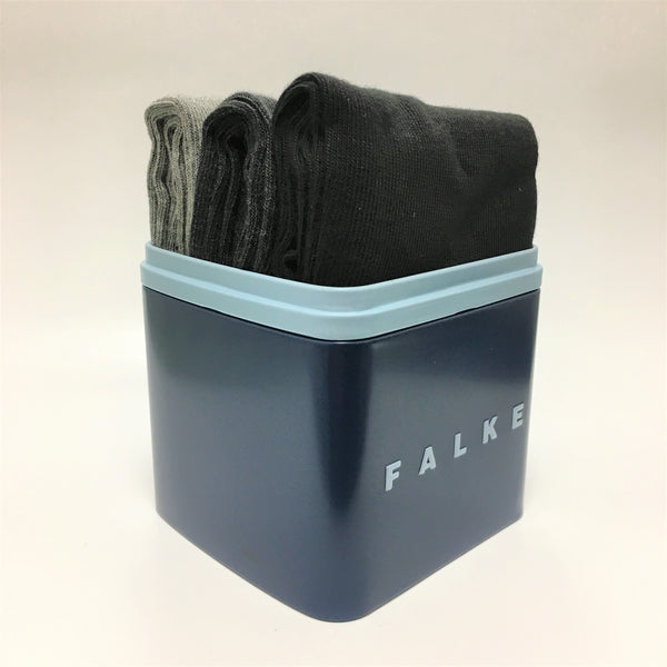Falke 3-Pack Sock Gift Tin