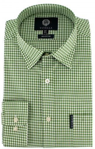 Viyells Gingham Check Shirt