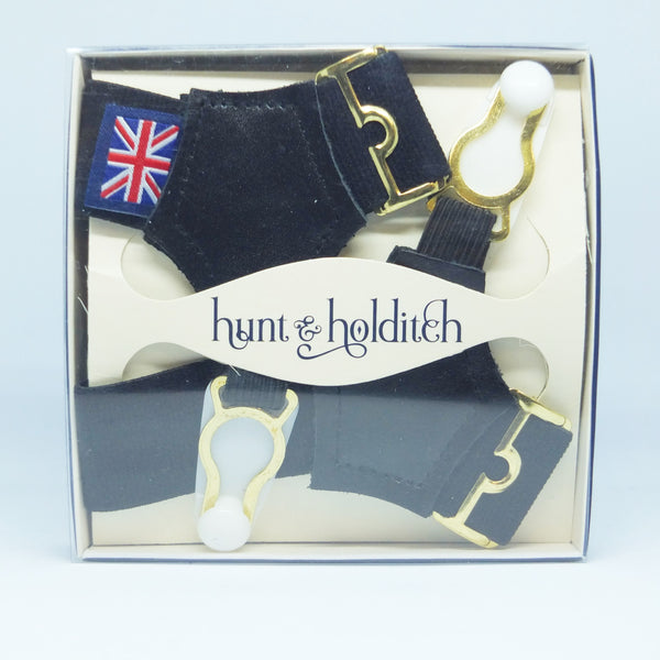 Hunt & Holditch Sock Suspenders