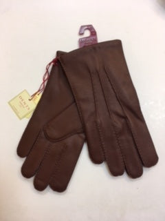 Dent's 'Kent' Men's Handsewn Imitation Peccary Leather Gloves