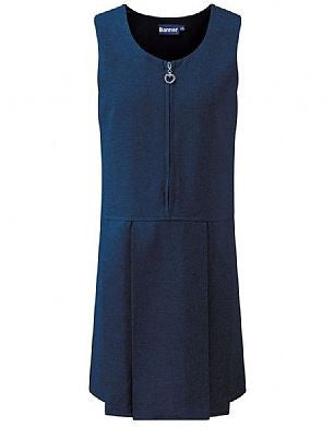 Girls Summer Pinafore Dress
