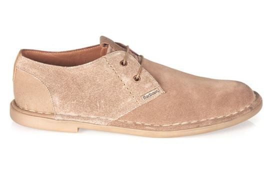 Barbour Wingate Shoes, Side