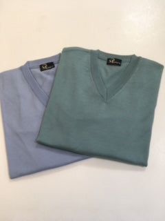 Massoti Merino Wool V-Neck