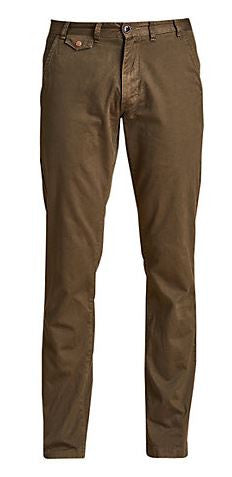 Barbour Neuston Twill Chinos, Willow