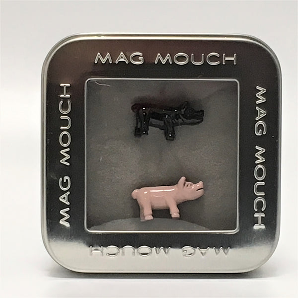 Mad Dogs Novelty Cufflinks