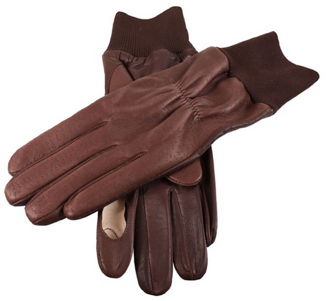 Dents Men's Leather Shooting Gloves
