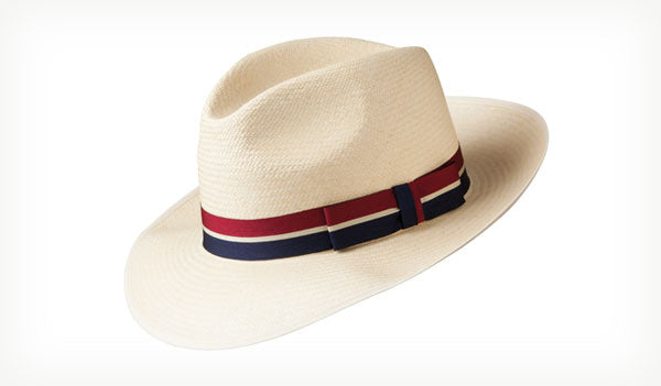 Wide Brim Cuenca Panama Hat by Olney