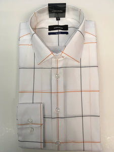 Seidensticker Tailored Windowpane Check Shirt