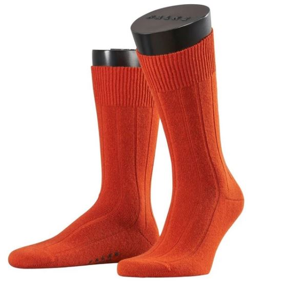 Falke Lhasa Socks in Chili