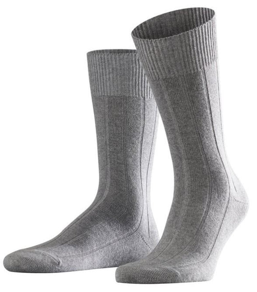 Falke Lhasa Socks in Light Grey