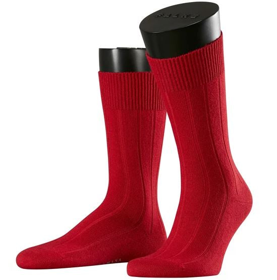 Falke Lhasa Socks in Red
