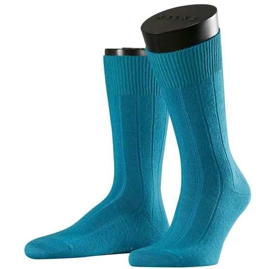 Falke Lhasa Socks in Sea