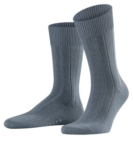 Falke Lhasa Socks in Steel Grey