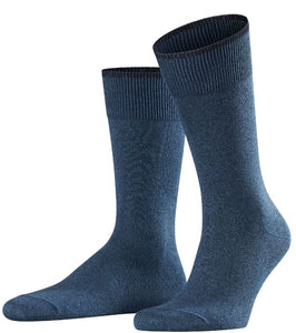Falke Graduate Sock in Jeans Blue