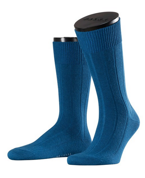 Falke Lhasa Socks in Teal