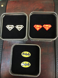 Superhero Cufflinks