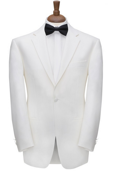 Cream Dinner Jacket by Torre