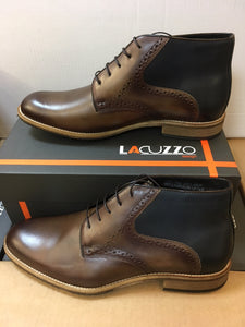 Lacuzzo Two Tone Winter Boot