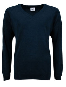 Atlantic Academy V-Neck Jumper