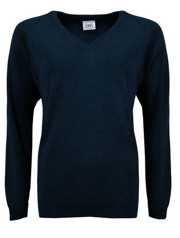 Route 39 Academy V-Neck Jumper