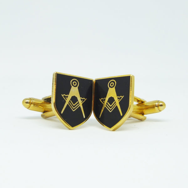 Pair of Masonic Cufflinks