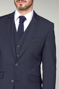 Mix & Match Navy Jacket and Waistcoat