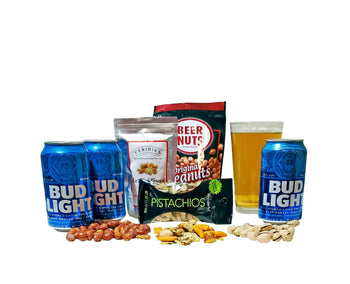 Bud Light Gift Basket