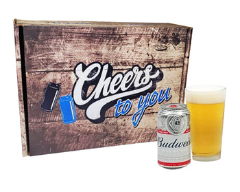 Budweiser Gifts, Budweiser Gift for Him, Beer Gift Baskets