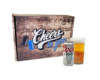 Coors Light Gift Basket, Coors Light Gift Baskets, Coors Light Gifts