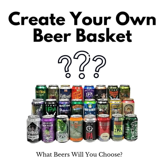 Microbrew Beer Gift Basket, Microbrew Beer Gift Baskets