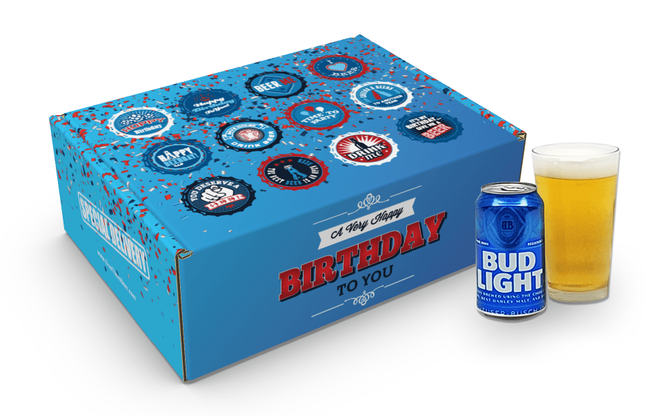Outstanding Bud Light Cake Budlight Cakes Budlight Cake Bud Light Birthday Personalised Birthday Cards Cominlily Jamesorg
