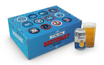 Corona Gift Basket, Corona Gift Baskets, Birthday Beer